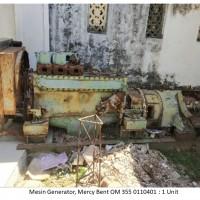 Ditjen Ketenagalistrikan Kementerian ESDM : Scrap Eks Perum Listrik Negara di Kabupaten Pamekasan