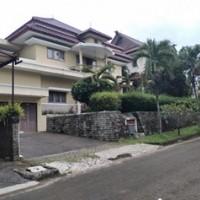 BANK PANIN (LELANG ULANG) : Tanah 500 m2 & bangunan, di Komp. Pratama Blok B No.7 RT.010/02, Lebak Bulus, Cilandak, Jakarta Selatan