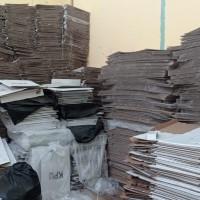 1 Paket BMN eks Logistik Pemilu tahun 2020 berupa surat suara, kotak suara & bilik suara  kondisi Rusak berat (KPU SIGI)