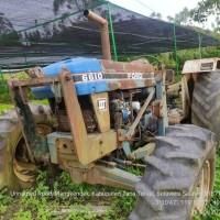 BPDAS: 1 (satu) unit BMN berupa Crawler Tractor + Attachment kondisi rusak berat berada di Kabupaten Tana Toraja