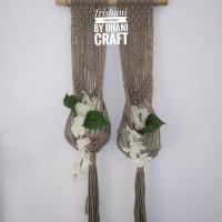 Elfiyanti - 8). Pot Hanging isi 2 di Kota Batam