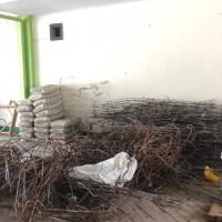 KPKNL Padangsidimpuan: Material Sisa Bongkaran Bangunan di Kota Padangsidimpuan