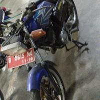 Dirjen Pajak Lot 3 : Sepeda motor Yamaha RX King 135 Nomor Polisi B 5615 HQ Tahun 2004, di Kota Jakarta Selatan