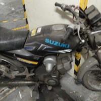 Dirjen Pajak Lot 5 : Sepeda Motor Suzuki A100 Nomor Polisi B 4705 FQ Tahun 1999 di Kota Jakarta Selatan
