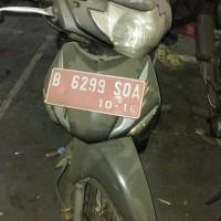 Dirjen Pajak Lot 6 : Sepeda Motor Honda NF 125 D Nomor Polisi B 6299 SQA Tahun 2006,di Kota Jakarta Selatan
