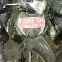 Dirjen Pajak Lot7 :Honda Supra NF 125 SD Nomor Polisi B 6269 SQA Tahun 2006,di Kota Jakarta Selatan