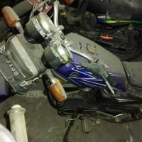 Dirjen Pajak Lot 9 : Sepeda Motor Yamaha RX King 135 Nomor Polisi B 5738 DQ Tahun 2003 di Kota Jakarta Selatan