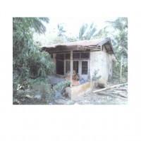 1b. Sebidang tanah dengan seluas 448 m2 berikut bangunan diatasnya di Desa Pekik Nyaring Kec.Pondo Kelapa Kabupaten Bengkulu Tengah