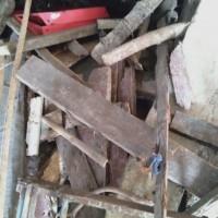 Kanwil Kumham: sisa Bongkaran Gedung Kantor Ex. Ruang Sidang Bukit Kemuning berupa Bahan Kayu sebanyak 6,8 M3 dan Bahan Besi sebanyak 27 Kg