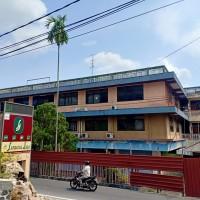 BJB - tanah dengan total luas 1770 m2 berikut bangunan Hotel Sampurna di Kota Tanjung Pinang