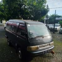 Balai Besar Karantina Pertanian Makassar : 1 unit mobil merk SUZUKI MOPEN di Kota Makassar. kondisi rusak berat