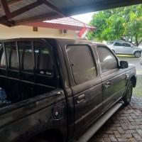 Balai Besar Karantina Pertanian Makassar :1 unit mobil, merk FORD RANGER DOUBLE CABIN di Kota Makassar.kondisi rusak berat
