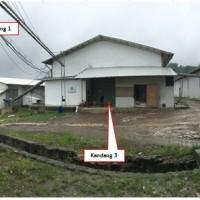 BANK IBK Indonesia : 4 bidang tanah dengan total luas 56848 m2 dan bangunan di Desa Citatah Kec.Cipatat, Kabupaten Bandung Barat