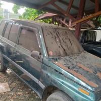 Balai Besar Karantina Pertanian Makassar : 1 unit mobil merk Suzuki Model Jeep di Kota Makassar.kondisi rusak berat