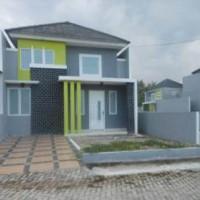 Mandiri RRCR Region II: 02. T/B Rumah LT 124m2 LB 56m2 SHM No.2165 di Jl. Yos Sudarso No.32, Sungai Liat
