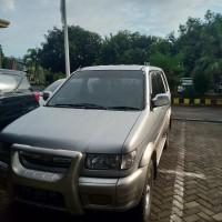 Balai Besar Karantina Pertanian Makassar ; 1 unit mobil, merk Chevrolet TAVERA di Kota Makassar, kondisi rusak berat.