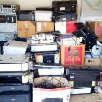 BPDASHL Sei Jang - 1). 1 paket barang inventaris kantor berupa : LCD Projector/Infocus, Meja Kerja Besi/Metal, Kursi Besi/Metal, dll