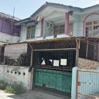 1 bidang tanah dengan total luas 150 m2 berikut bangunan, SHM No. 1009/ TANJUNG RHU, di Kota Pekanbaru