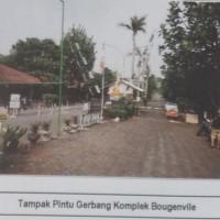 1 bidang tanah dengan total luas 310 m<sup>2</sup> berikut bangunan di Kota Bekasi