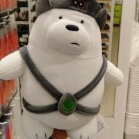 1 (Satu) Buah Boneka Beruang Kutub, warna putih, kondisi baru di Kabupaten Tegal