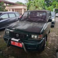 Balai Besar Karantina Pertanian Makassar : 1 unit Mobil merk TOYOYA KIJANG  di Kota Makassar. kondisi rusak berat