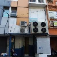 1 bidang tanah dengan total luas 67 m2 berikut bangunan di Kota Jakarta Utara