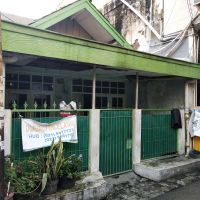 1 bidang tanah dengan total luas 63 m2 berikut bangunan di Kota Jakarta Pusat