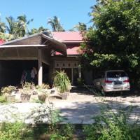 (BRI Syariah) Lot 3. Sebidang tanah dan Bangunan seluas 525 m2 SHM 95 di Nagari Ulakan Kec Ulakan Tapakis Kab Padang Pariaman