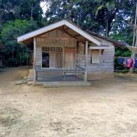 PT. BRI Dharmasraya -(Lot 3) Sebidang T/B Rumah non permanen, SHM No.700/Nagari Tabek, luas tanah 1175 m2 di Kab Dharmasraya