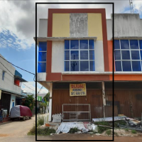 BSM Batam - 1). 1 bidang tanah luas 77 m2 berikut bangunan di Kota Batam