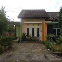 Mandiri RRCR Region II: 01 T/B Rumah Tinggal LT 166 M2 SHM No 68 di Perum Telaga Murni Estate Blok E1 No. 1, Jl. Sungai Selan, Bangka Tengah