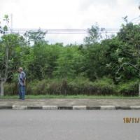 1 bidang tanah dengan total luas 1251 m2 di Kabupaten Muaro Jambi
