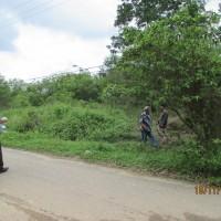 1 bidang tanah dengan total luas 2341 m2 di Kabupaten Muaro Jambi