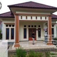 1 bidang tanah dengan total luas 500 m2 berikut bangunan di Kota Jambi