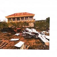Kanim Kpg - 1 (satu) paket barang milik negara berupa bongkaran kayu dan seng di Kota Kupang