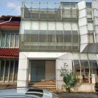 BANK DBS : 2 T/B LT. 170 m2 SHGB, di Komp. Perum Taman Kebon Jeruk Blok AA1 No.22-23, Meruya Selatan, Kembangan, Jakarta Barat
