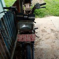 Stamet Sabu Raijua: 1 (satu) paket kendaraan bermotor, kondisi scrap