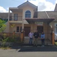 BRI Tanjungpinang - 1.b) 1 bidang tanah dengan total luas 121 m2 berikut bangunan di Kota Tanjung Pinang