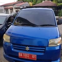 Kanwil DJP Sumbar dan Jambi : 1 Unit Mobil Suzuki APV DLX No. Pol. BA 1882 AM di Kota Padang