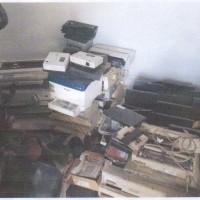 1 paket peralatan dan mesin milik KPP Pratama Kendari Sesuai Persetujuan Nomor ND-44/MK.3/PJ.01/2020 di Kota Kendari