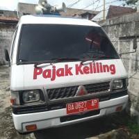 Kanwil DJP Sumbar dan Jambi : 1 Unit Mobil Mitsubishi L300 BC (4x2) MT No. Pol BA 8627 AP di Kota Padang