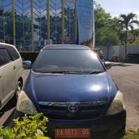 Kanwil DJP Sumbar dan Jambi : 1 Unit Mobil Toyota Innova G No. Pol. BA 1613 QS di Kota Padang