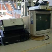 1 (satu) Paket Barang Inventaris Kantor dalam kondisi rusak berat (KPTIK dan BMN Denpasar)