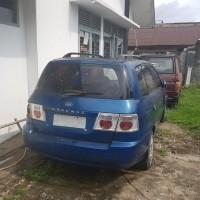 Kanwil DJP Sumbar dan Jambi : 1 Unit Mobil KIA Carens SE MT No. Pol. BA 1607 QS di Kota Padang