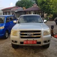 Kanwil DJP Sumbar dan Jambi : 1 Unit Mobil Ford / Ranger Double Cab. XL T3.0L (4x4) MT 2010 No. Pol. BA 8024 AJ di Kota Padang