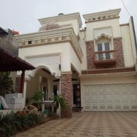 BANK OKE : 2 bidang tanah seluas 453 m2 dan bangunan di Perum Cluster Calista Regency Jl.SD I No.151-A Kramat Jati, Jakarta Timur