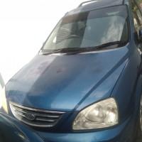 Kanwil DJP Sumbar dan Jambi : 1 Unit Mobil KIA Carens SE MT No. Pol  BA 1608 QS di Kota Padang