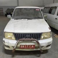 Pemda Ende Mobil 2: Station Wagon Toyota / KF 80 di Kabupaten Ende