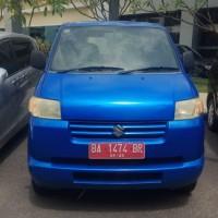 Kanwil DJP sumbar dan Jambi : 1 Unit Mobil Suzuki APV DLX No. Pol. BA 1474 BR  di Kota Padang