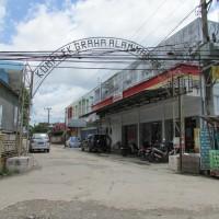 1 bidang tanah dengan total luas 338 m<sup>2</sup> berikut bangunan di Kabupaten Banjar